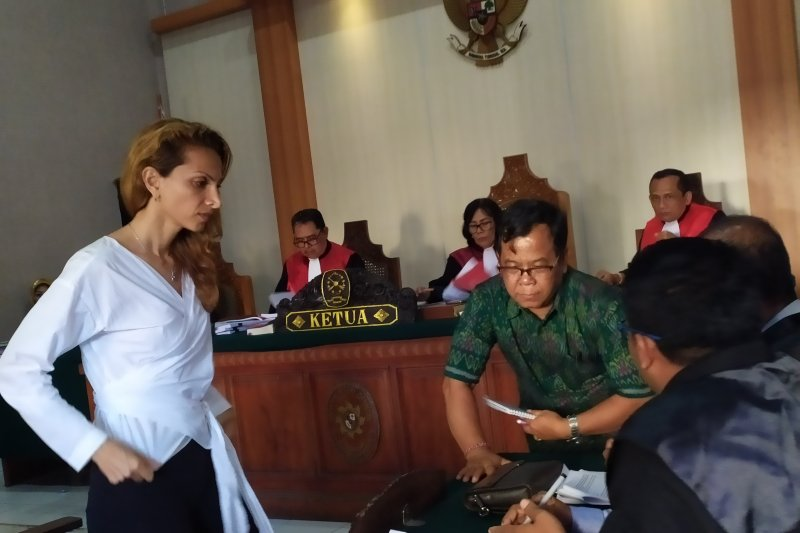 WNA Rusia diadili di Pengadilan Negeri Denpasar