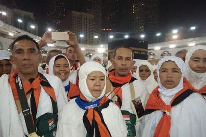 Jamaah haji Jambi tiba di Debarkasi Batam mulai 6 September