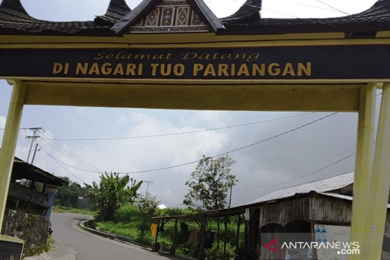 Several places that must be visited in Pariangan