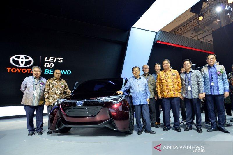 Toyota Indonesia bersiap produksi mobil hibrid