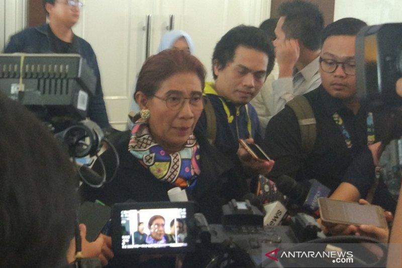 """Menteri Susi minta Pertamina perbanyak """"oil boom"""" tangani tumpahan minyak"""