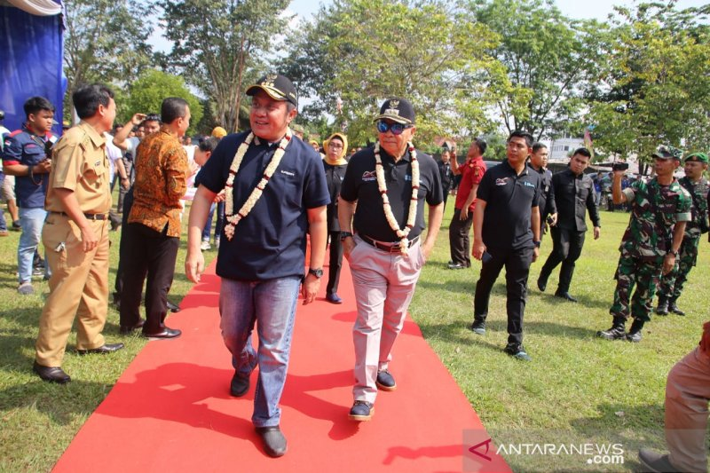 Gubernur Sumsel hadiri peresmian Opening Ceremony OKU Expo