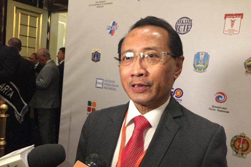 Forum bisnis Indonesia-Rusia tingkatkan investasi