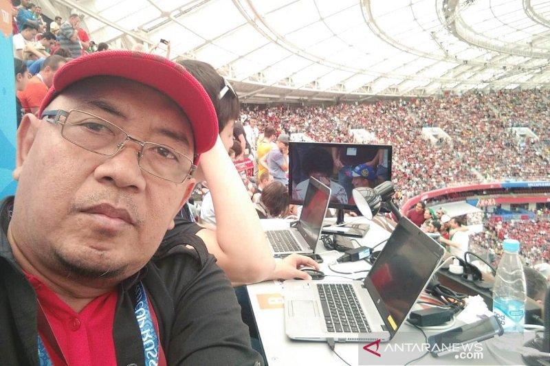 Pewarta ANTARA kembali diminta jadi voter oleh FIFA