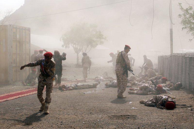 Belasan tentara tewas dalam serangan di Yaman selatan