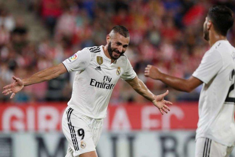 Hatrik Benzema membuat Zidane percaya diri
