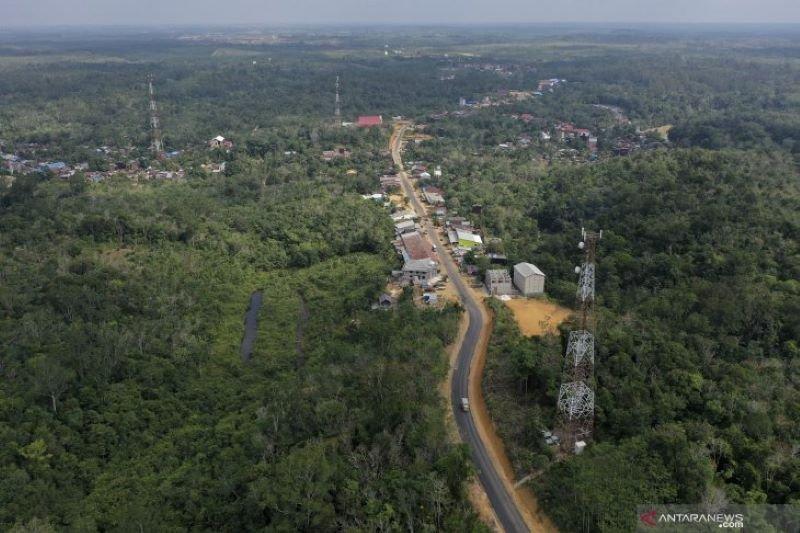 Yuk intip rancang bangun ibu kota baru pengganti Jakarta