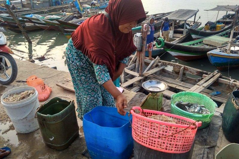 Harga ikan naik akibat cuaca buruk