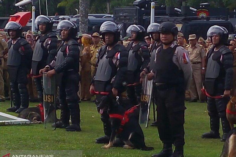 Polda Riau intensifkan pengamanan pasca insiden Wonokromo