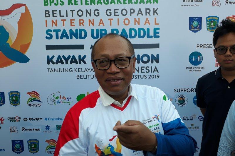 BPJS-TK dukung sport tourism untuk ekonomi mandiri dan tenaga kerja