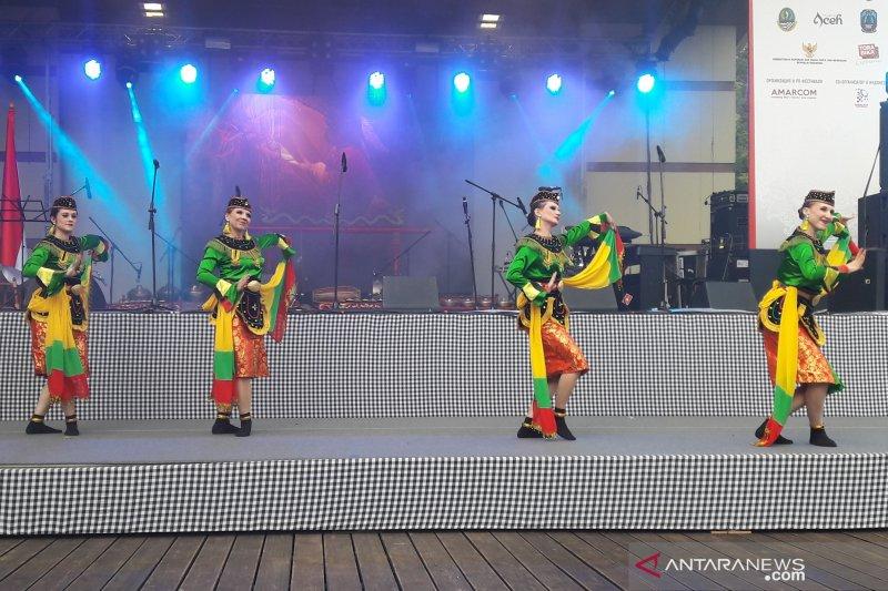 Restoran asli Indonesia akan hadir di Moskow