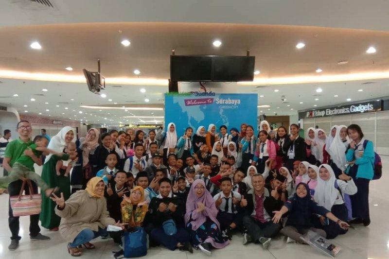 500 anak pekerja migran Indonesia bisa lanjutkan sekolah di Tanah Air