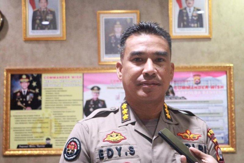 Polda Banten imbau masyarakat tenang tapi tetap waspada