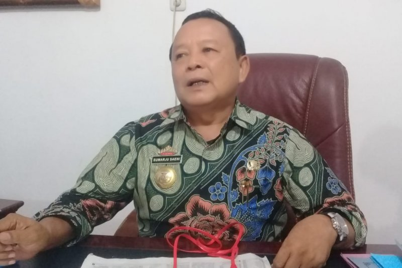 Tagana Lampung kirim anggota ketempat pengungsian warga yang panik akibat gempa