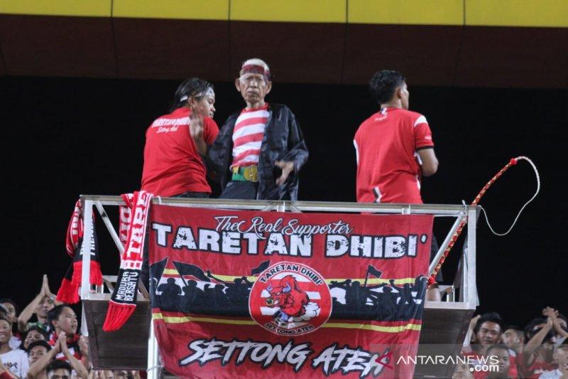 Madura United mengajukan banding sanksi Komdis PSSI