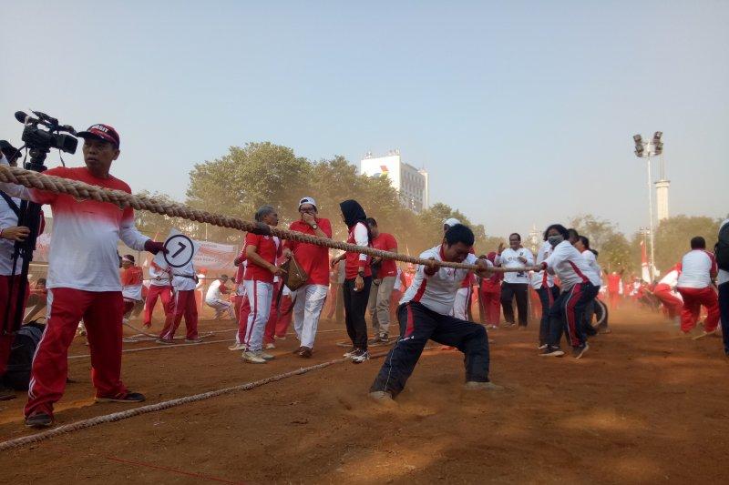 Warga Mitra diajak laksanakan perlombaan tradisional