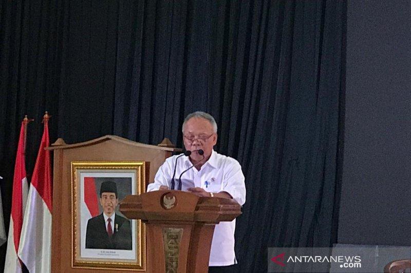 Menteri PUPR sebut jalan jadi prioritas pembangunan ibu kota baru