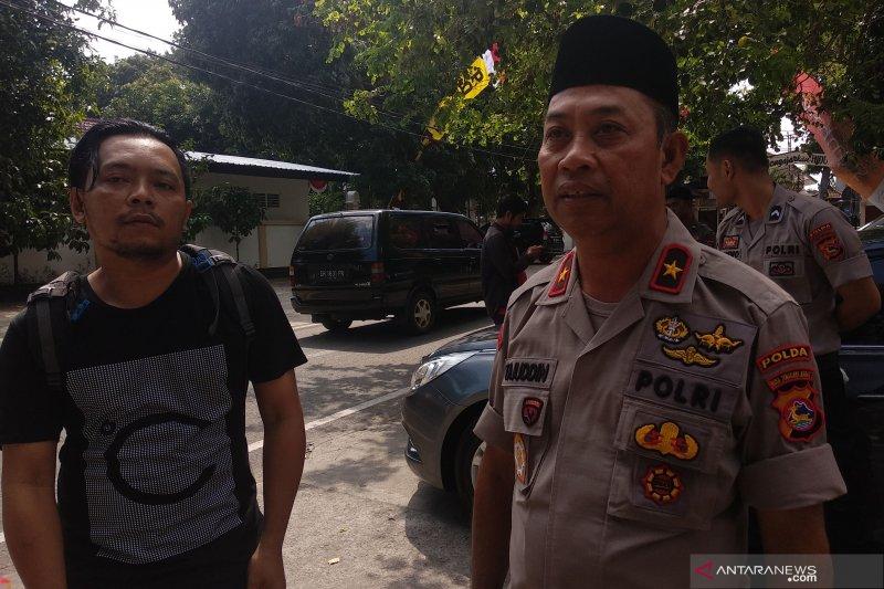 Propam menelusuri keterlibatan anggota dalam kasus suap tahanan rutan