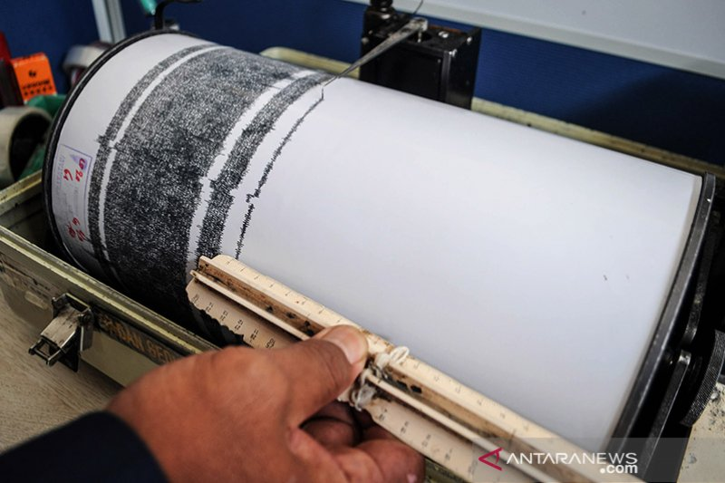 Gempa magnitudo 7.4 guncang Banten berpotensi tsunami