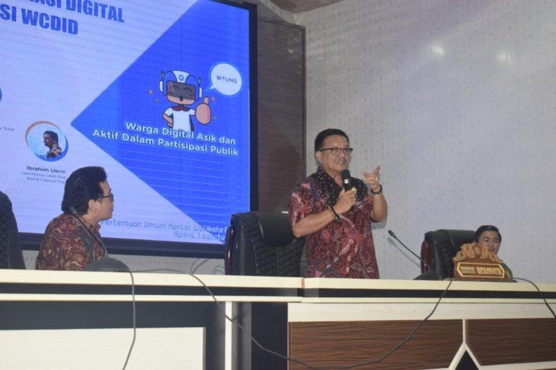 Wawali Mantiri: Kemajuan teknologi tak selamanya membawa manfaat baik