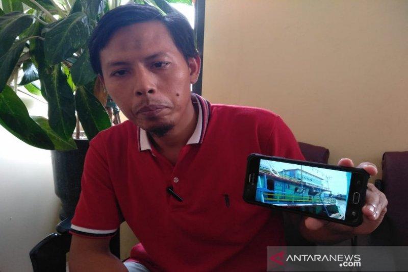 KM Pieces Pekalongan tenggelam di perairan Kalimantan Selatan