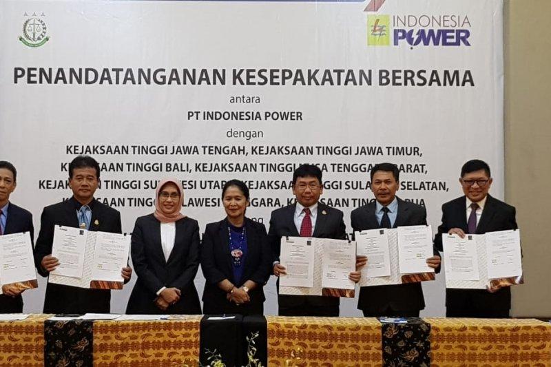 Kejati Sulut- PT Indonesia Power MoU bidang Datun