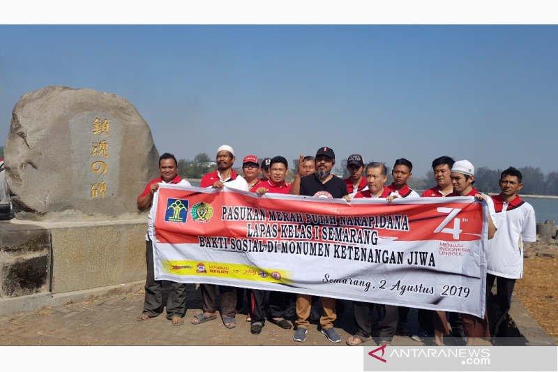 Kemenkumham Jateng hemat Rp9,9 miliar dari remisi kemerdekaan