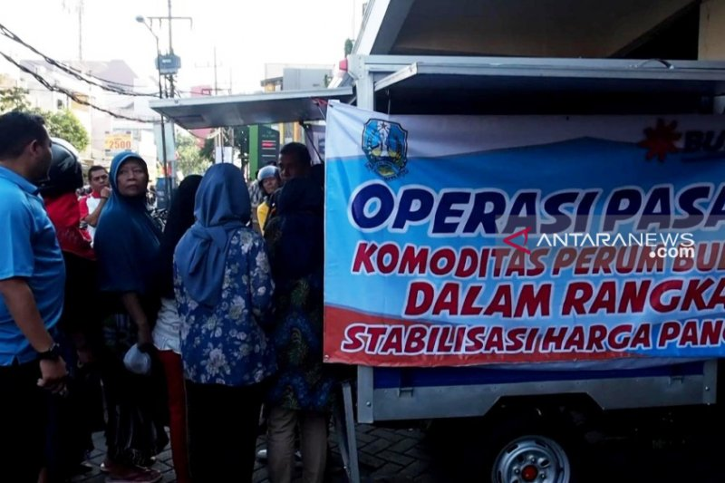 Pemprov Jatim gelar operasi pasar stabilkan harga cabai rawit