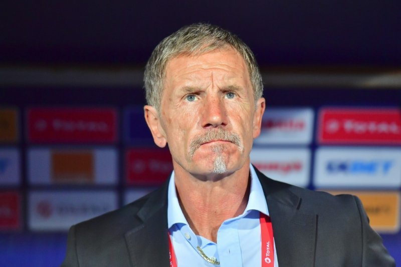 Pelatih timnas Afrika Selatan Stuart Baxter mundur dari pelatih Afsel