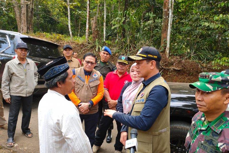 BNPB: masyarakat sesuaikan diri tinggal di wilayah potensi bencana