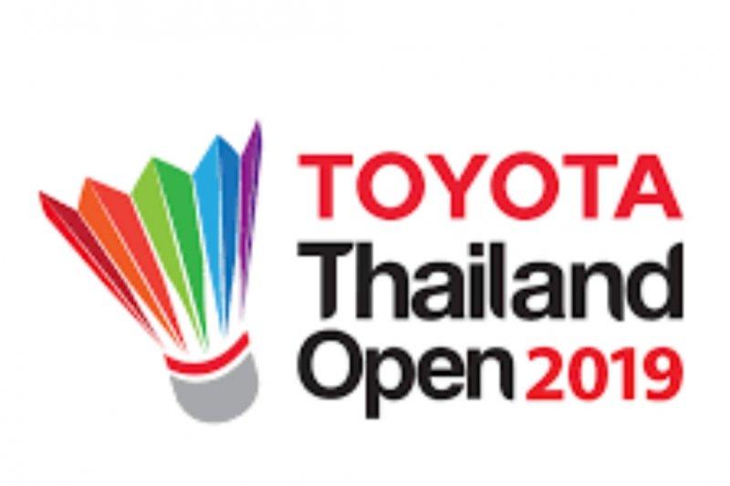 Berikut Jadwal laga final Thailand Open 2019