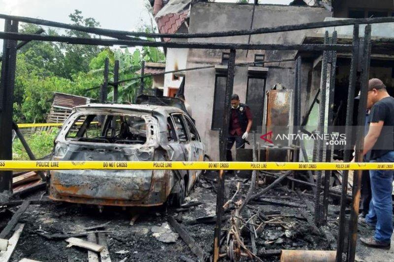 Wartawan korban teror desak polisi ungkap kasus pembakaran rumah