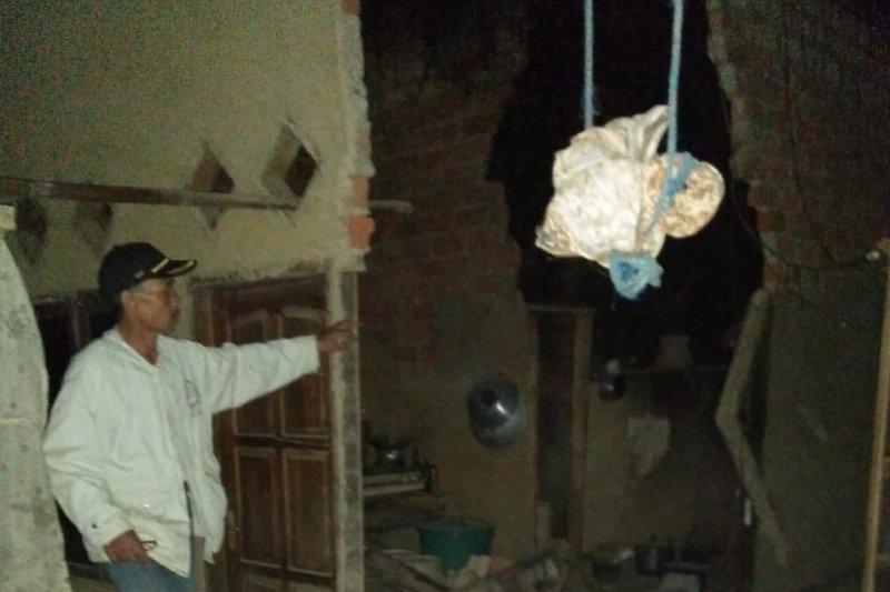 Jumlah rumah rusak di Sukabumi akibat gempa Banten jadi 26 unit