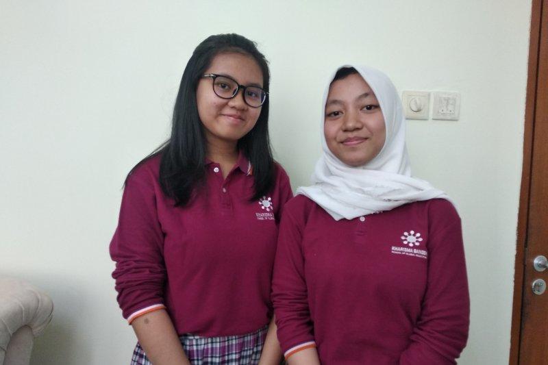 Dua siswa Indonesia raih medali emas di Korea Selatan