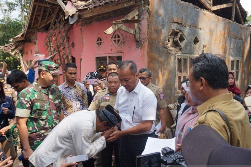 Tiga korban meninggal bukan terdampak langsung gempa Banten