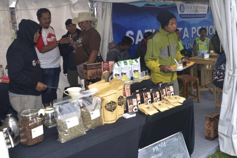 """Java Coffee Festival"" hadir di gelaran Dieng Cultural Festival X"