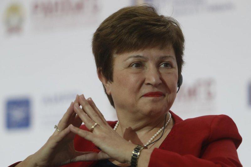 UE majukan Kepala Eksekutif Bank Dunia Georgieva jadi calon Ketua IMF