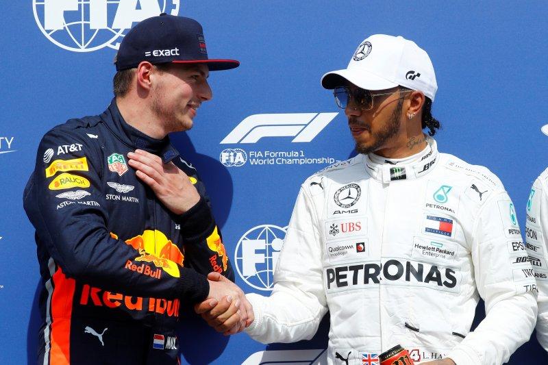 Apa komentar Bos Red Bull terkait Rumor Verstappen-Hamilton dalam satu tim