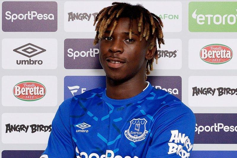 Everton rekrut Moise Kean dari Juventus
