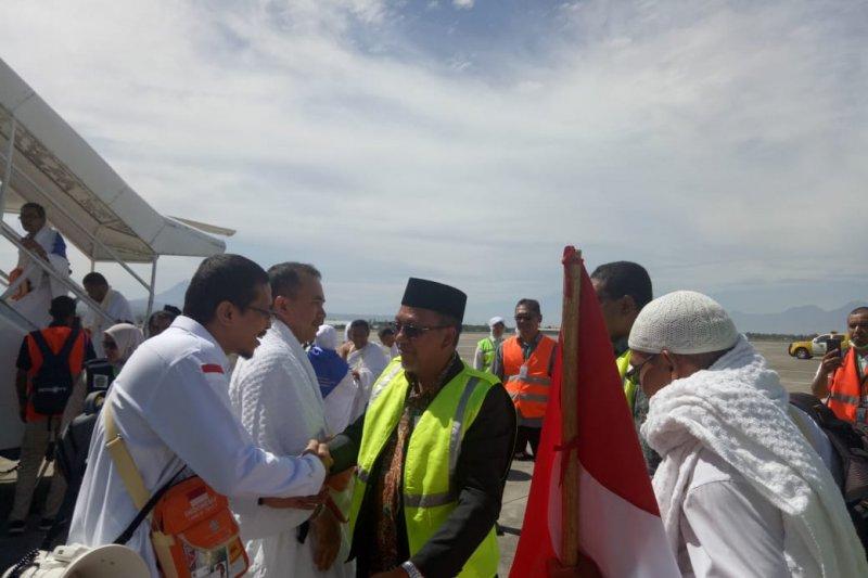 Pemberangkatan Haji 2019 sudah tuntas di Embarkasi Aceh