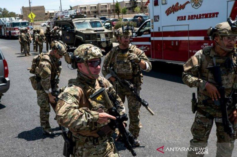 Korban tewas penembakan El Paso Texas jadi 22 orang
