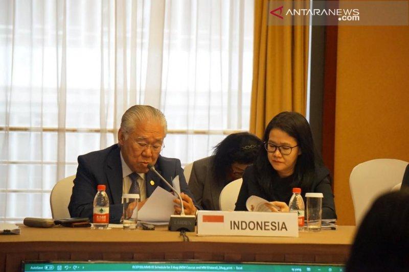 Menteri bidang ekonomi RCEP sepakati sengketa investasi dibahas
