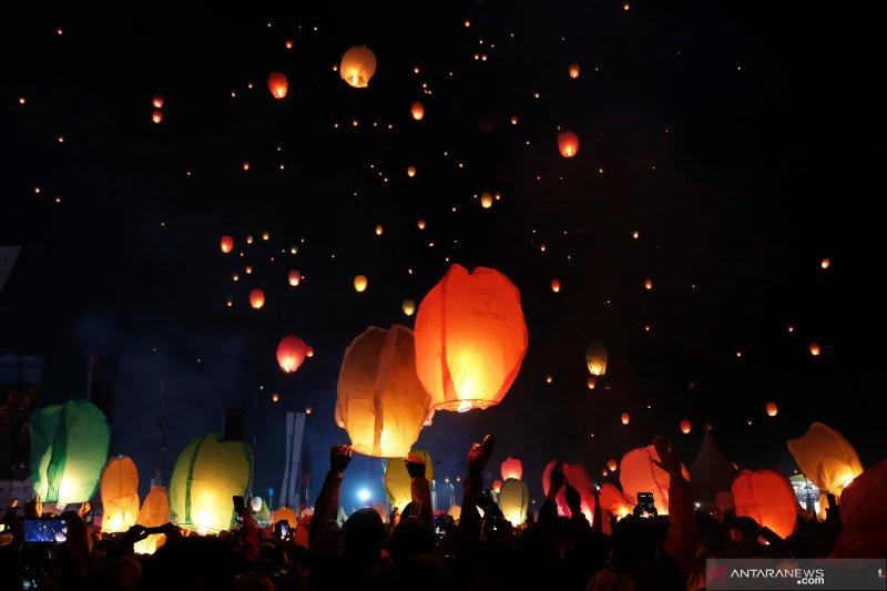 Keseruan Festival Budaya Dieng 2019