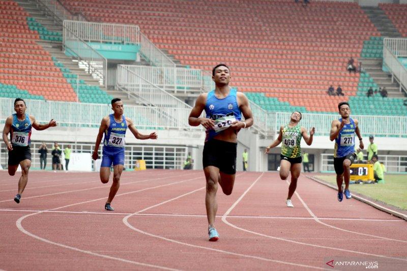 Zohri: saya optimistis di kejuaraan dunia Doha
