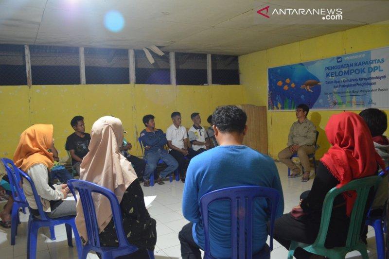 ROA Sulteng tingkatkan kapasitas kelompok perlindungan laut Banggai