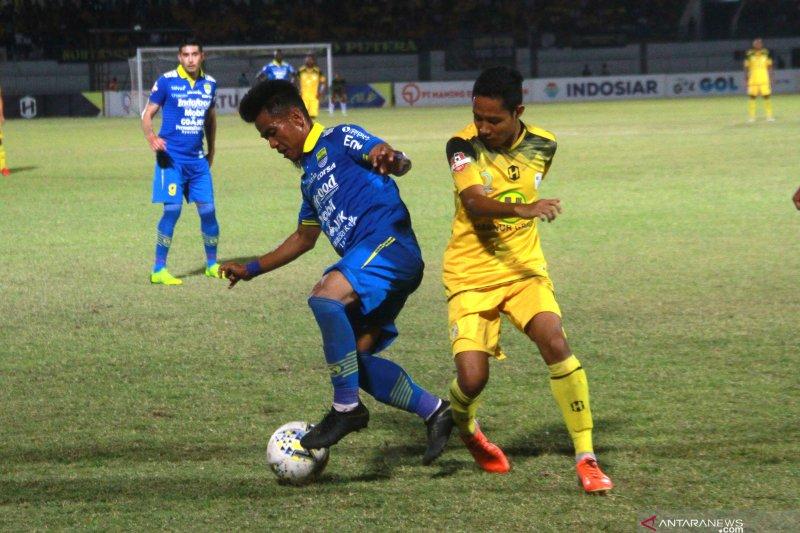 Borneo Ditekuk Persib 0-1 di laga lanjutan Liga 1