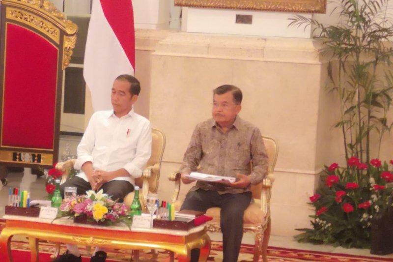Presiden Jokowi minta pembentukan Badan Riset Nasional segera diselesaikan