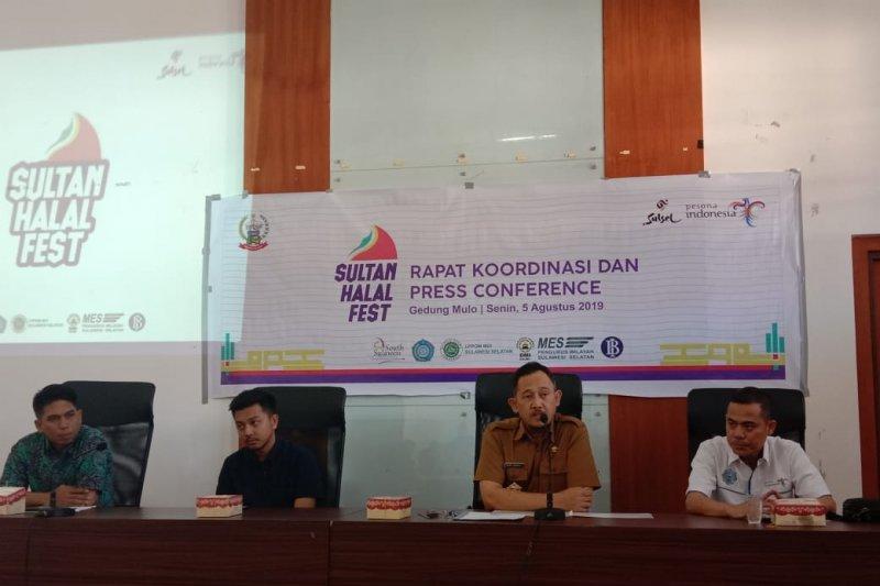 Sultan Halal Festival 2019 di Makassar hadirkan ustaz kondang