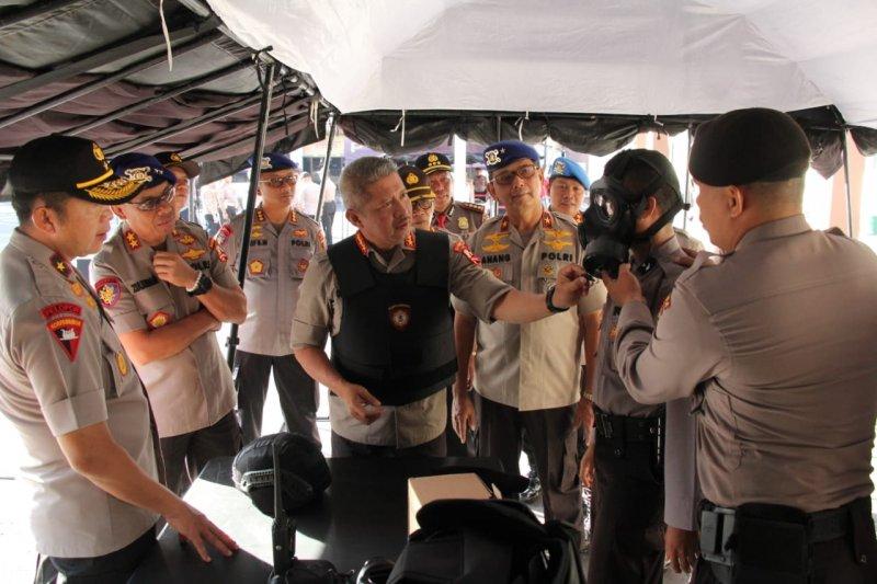 Polri siapkan kapal patroli di Pulau Morotai