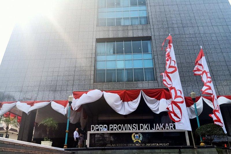 Prasetio Edi Marsudi jabat Ketua DPRD DKI